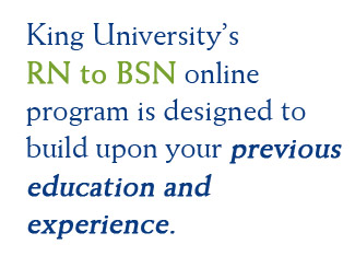 how to become an rn with a bachelors