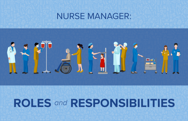 The different roles of nurses