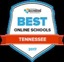 Best online schools - Tennessee - 2017