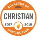 Colleges of distinction - christian - 2017 & 2018