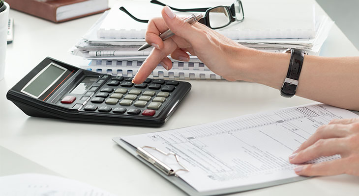 Comparison of tax accounting and audit accounting