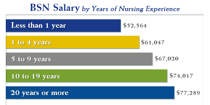 cashing in: understanding salary progression in nursing - king, Human Body