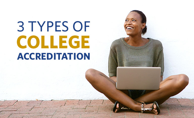 Accredited Online Colleges >> Explaining College Accreditation Types King University Online
